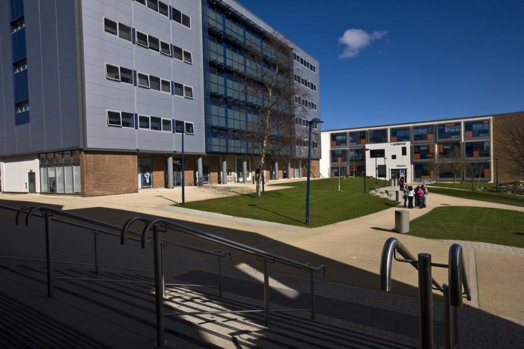 Sunderland University Edinburgh Building